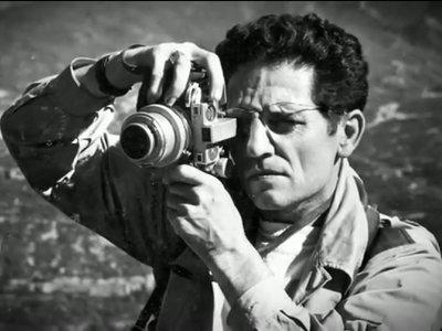 La curiosa historia del fotógrafo Jacques Leonard