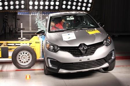 Renault Captur Latin NCAP