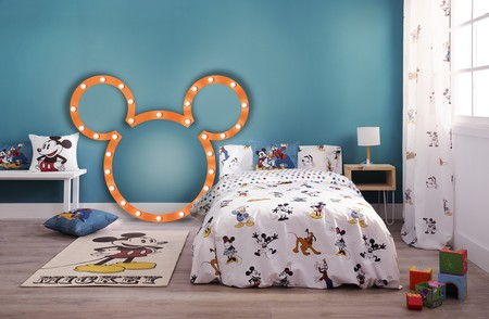Atentos, mickey-maniacos: Leroy Merlin lanza una colección para celebrar el 90º aniversario de Mickey Mouse
