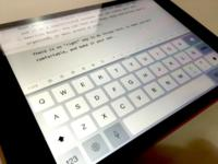 Ulysses for iPad, llega al tablet de Apple uno de los mejores editores de textos