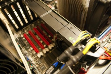 Mountain GTM 2000, análisis (III): benchmarks NVidia