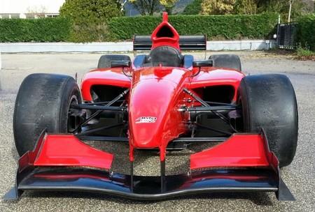El nuevo monoplaza de la Auto GP ve la luz