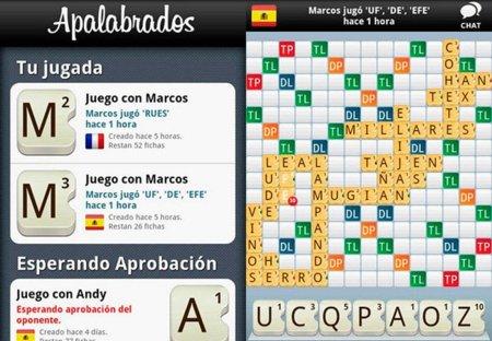 Apalabrados, el clásico juego de unir palabras ahora en formato multijugador online