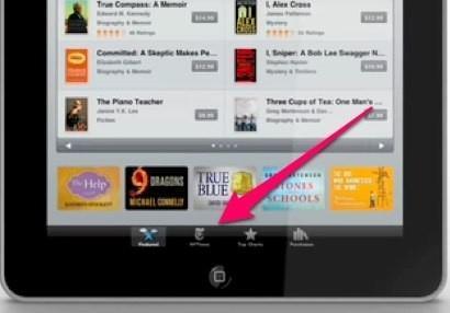 Lo que nos revela el anuncio del iPad de los Oscar 2010