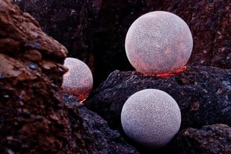 Las esferas de arcilla Sponge