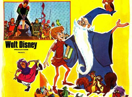 Disney: 'Merlín el encantador', de Wolfgang Reitherman