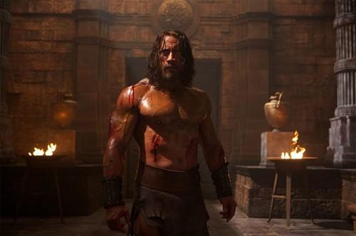 """La preparación de """"The Rock"""" para Hércules: su dieta inhumana (I)"""