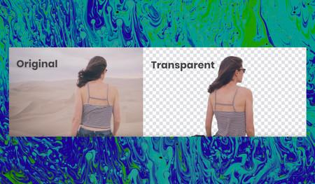 Esta web es una fábrica de memes: elimina el fondo del vídeo con un click y coloca lo que quieras detrás de la persona