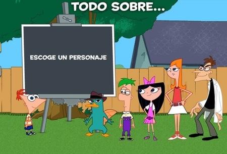 Phineas y Ferb basan su éxito en crear varias subtramas que se entremezclan en la serie