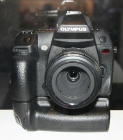 Olympus E-P1, una DSLR que está por llegar