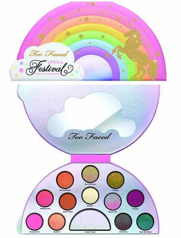 Too Faced Primavera 2018