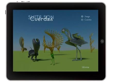L3C Multimedia presenta la aplicación Cuerdas para iPad