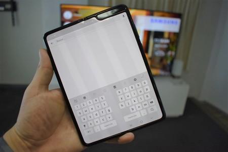 Samsung Galaxy Fold Primeras Impresiones Mexico Pantalla Interna