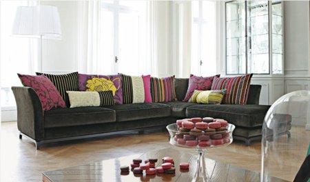C mo limpiar sof s tapizados en tela - Tela de tapiceria para sillones ...