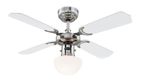 Alivia el calor sin gastar mucho: ventilador de techo Westinghouse Portland Ambiance por 52,85 euros en Amazon
