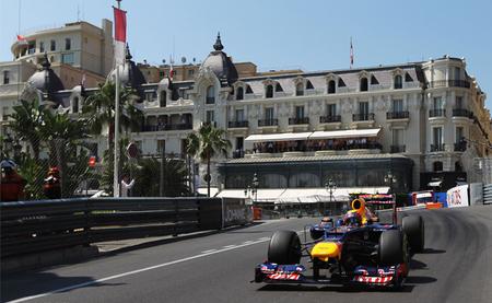 Mark Webber se convierte en el sexto ganador del año en Mónaco