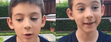 """""""No soy ni loco, ni raro"""", un niño que padece Asperger nos explica en qué consiste este síndrome"""