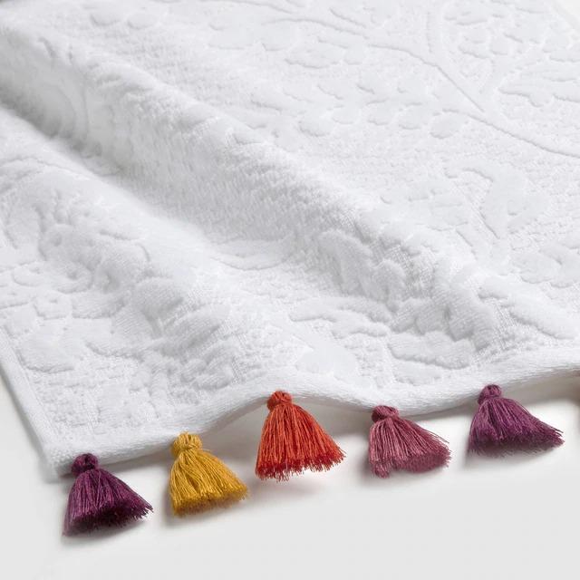 Toalla de baño algodón 500 gr/m2 Flourish El Corte Inglés