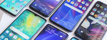 In search of the best Huawei phones (2020): buying guide based on budget, tastes and quality-price