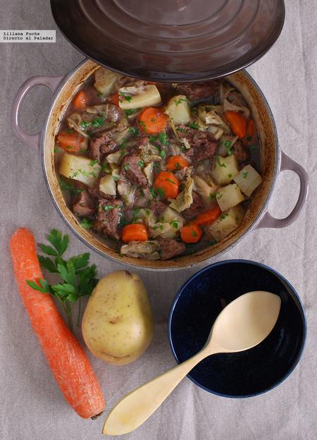 Recetas comidas caseras de cuchara