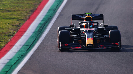Albon Imola F1 2020