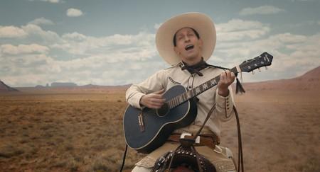 'La balada de Buster Scruggs': los Coen firman una notable antología que no mantiene el nivel de su magnífico inicio