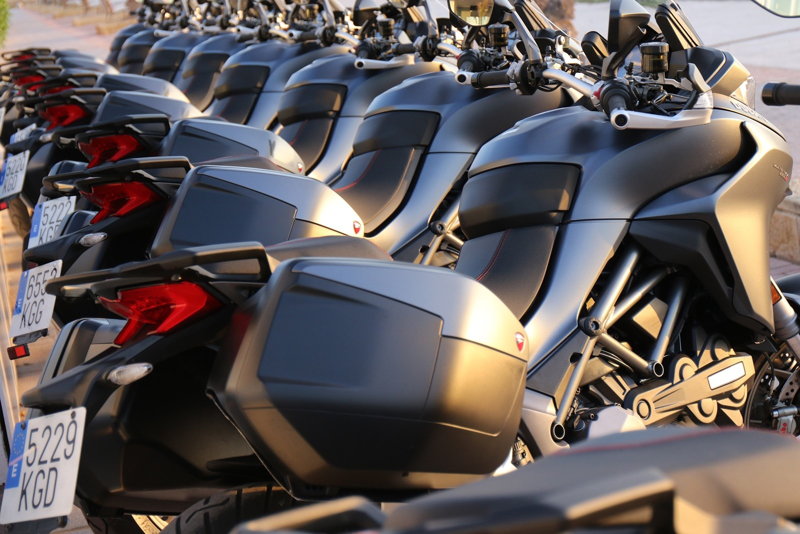Foto de Ducati Multistrada 1260 2018 prueba (13/21)