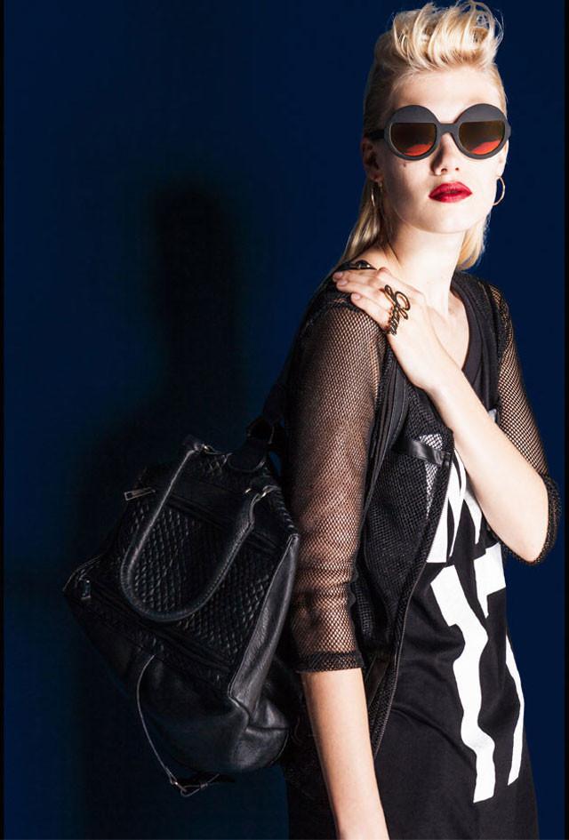 Claves de estilo para ir de shopping sporty look Bershka catálogo