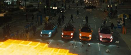 Mini Cooper S regresa a la pantalla grande
