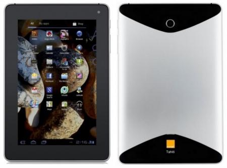 El tablet de entrada Orange Tahití llega a España