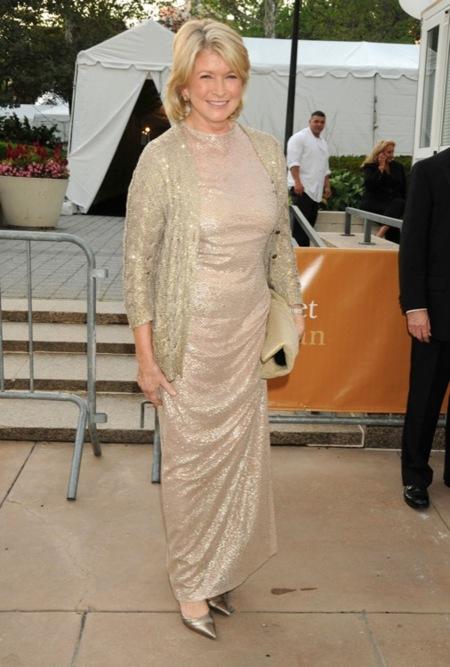 Martha Stewart es fan de Louboutin... pero no de su suela roja