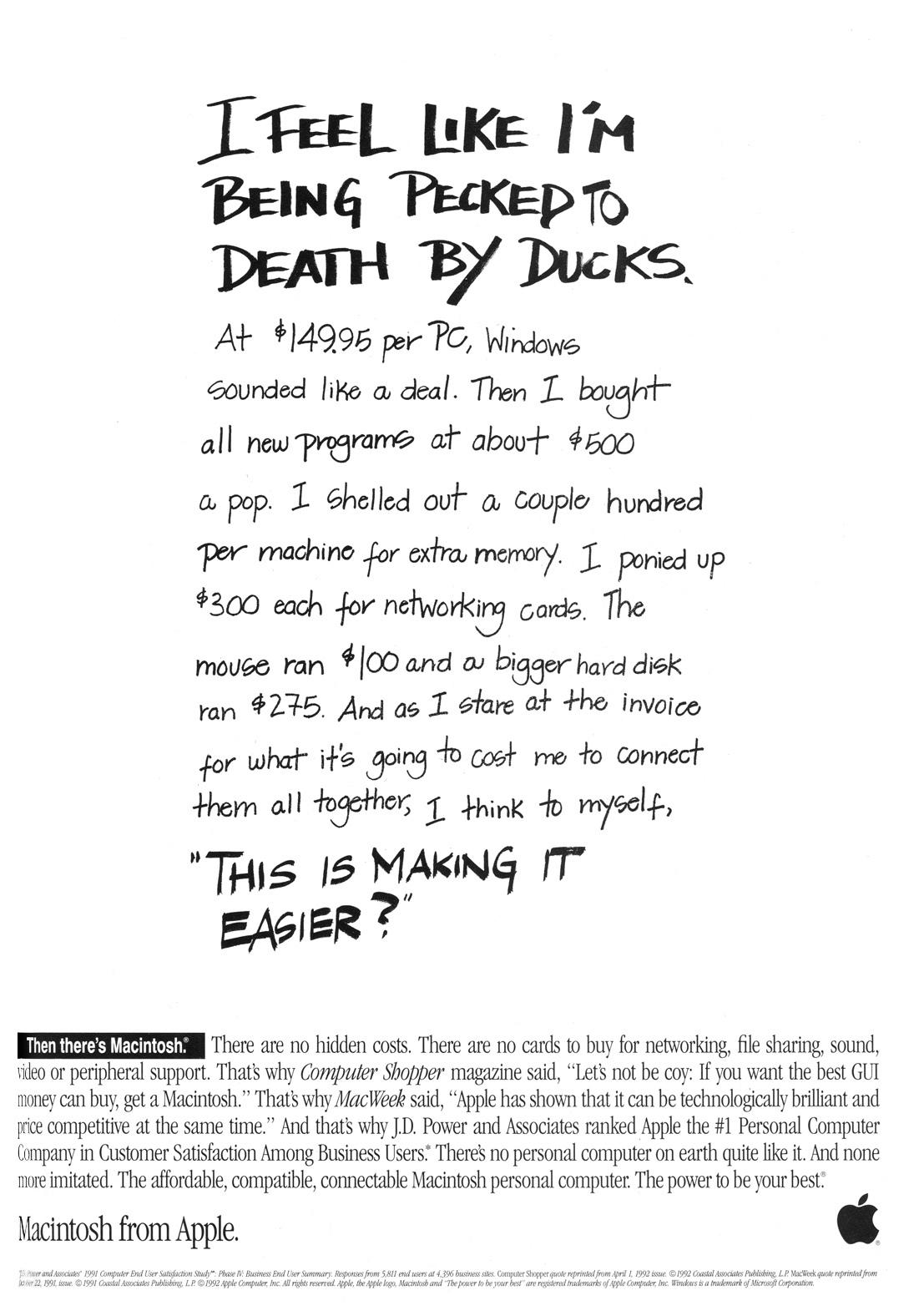 Foto de Otros anuncios del Macintosh (6/7)