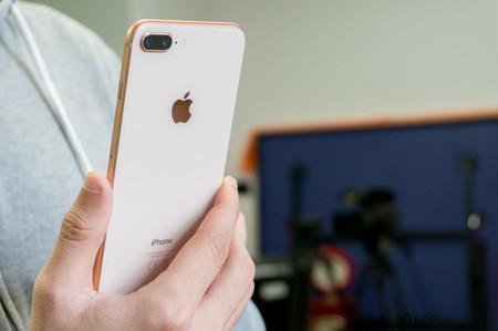 iPhone 8 Plus cámara