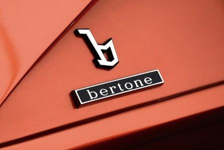 Bertone en Lancia Stratos Zero