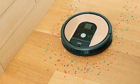 En las ofertas Límite 48 Horas de este fin de semana en El Corte Inglés el Roomba 976 está más barato que nunca por 381 euros
