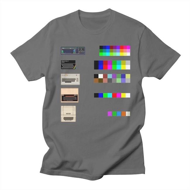 Zara saca una camiseta con estampado de cinta de vídeo VHS