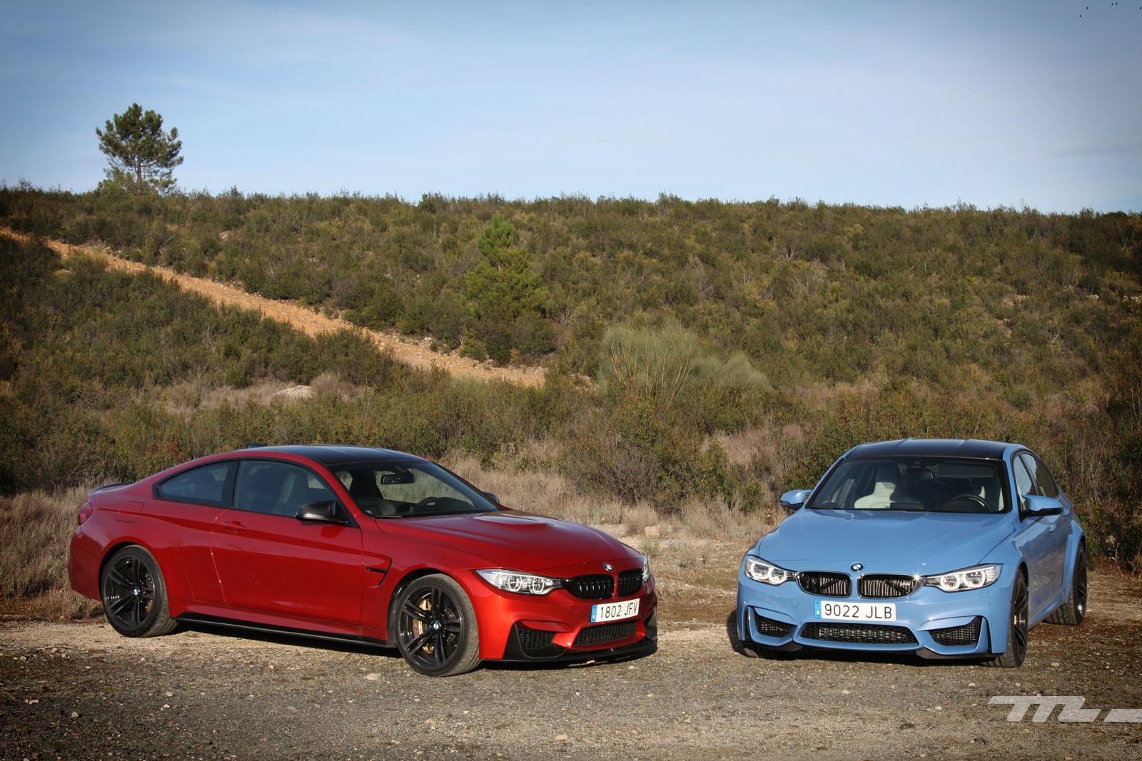 BMW M4 Performance (prueba en banco de potencia)