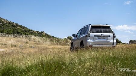 Toyota Land Cruiser 2021 Prueba 025
