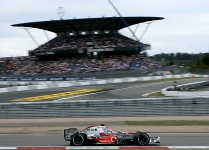 Carrera histórica en Nurburgring