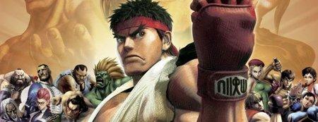 Super Street Fighter IV 3d