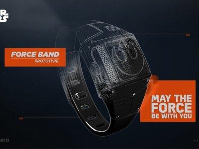 La pulsera Force Band te permitirá controlar al robot BB-8 de Sphero con el poder de la fuerza