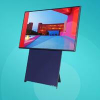 La tele más extravagante de Samsung, The Sero, a precio mínimo por el Black Friday 2020: llévate a casa una pantalla que gira