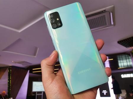 Samsung Galaxy A71 A51 Primeras Impresiones Mexico