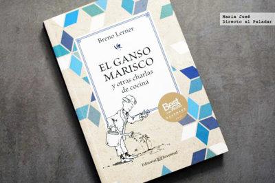 El Ganso Marisco y otras charlas de cocina. Libro de cocina