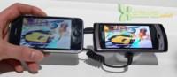 Bada ya tiene juegos. Probando Asphalt 5 en el Samsung Wave