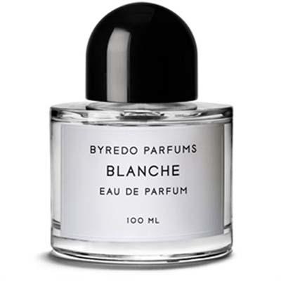 Blanche, el aroma del color blanco, por Byredo