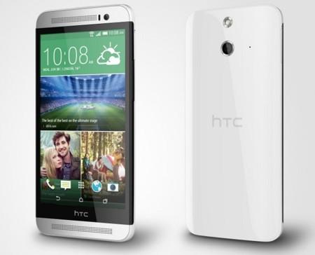 ea8f3f19b57 HTC One E8, un M8 de plástico pensado para el mercado chino