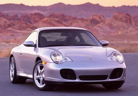 Porsche 996 911 Carrera 4s 2002
