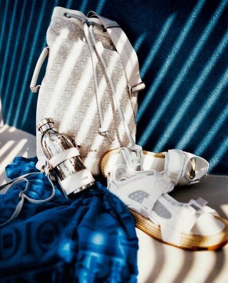 Dior Fall21 Men Beachwear Eddie Wrey 15