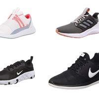Chollos en tallas sueltas de zapatillas Nike, Adidas y Under Armour por menos de 35 euros en Amazon